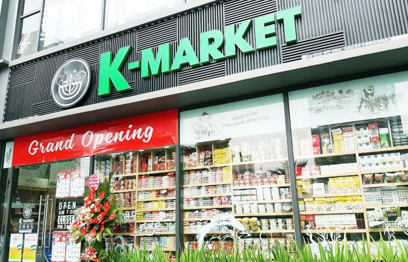 Siêu Thị Hàn Quốc K-Mart