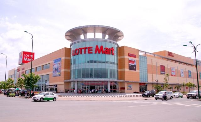 Lotte Mart Biên Hòa