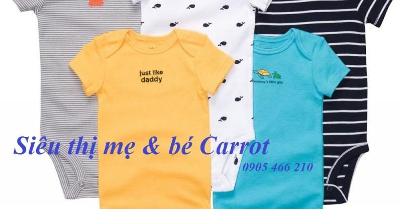 Siêu thị Mẹ và Bé Carrot chuyên cung cấp các sản phẩm chất lượng dành cho mẹ và bé tại Đà Nẵng