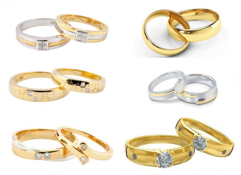 Nhẫn cưới Hải Phòng của Phúc Hưng