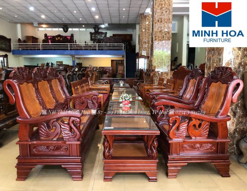 Siêu Thị Nội Thất Minh Hòa