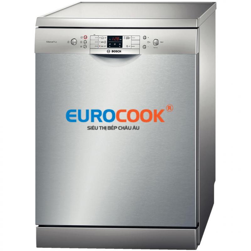 Máy rửa bát Bosch tại Siêu thị thiết bị nhà bếp Eurocook