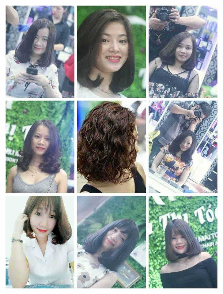 Siêu Thị Tóc Anh Tuấn luôn cập nhật những kiểu tóc đẹp nhất