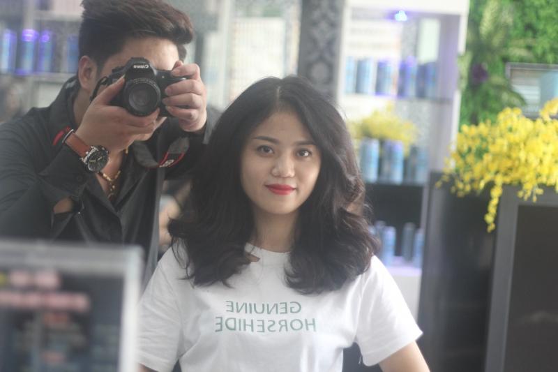 Siêu thị tóc Anh Tuấn - đi lên từ chính sự đam mê và nhiệt huyết với nghề tóc