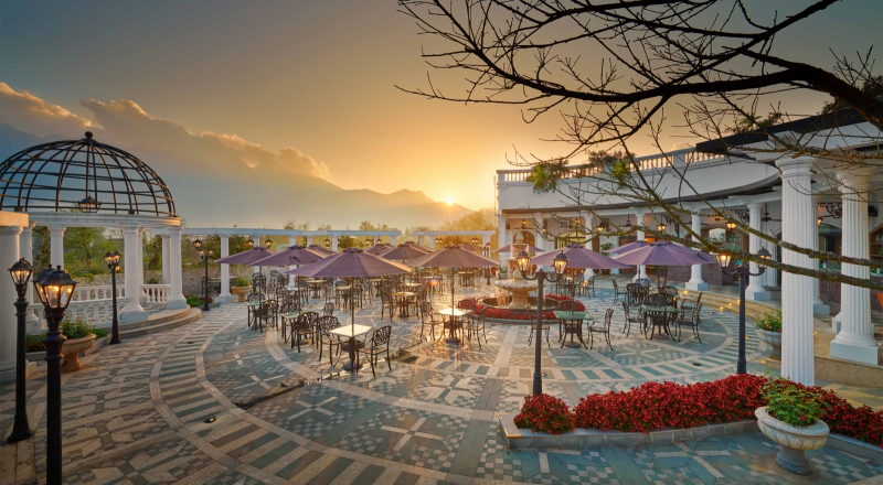Sapa Silk Path Grand Resort