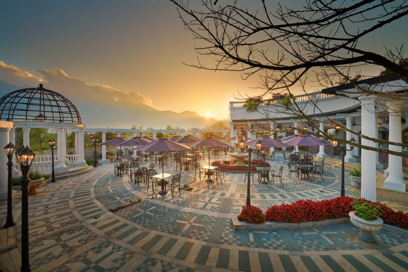 Silk Path Grand Resort & Spa Sapa