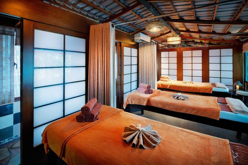 Silverland Sakyo Hotel & Spa có nhiều không gian tiện ích như nhà hàng, spa...