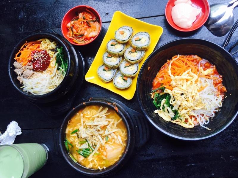 Simisi - Đồ ăn Hàn Quốc