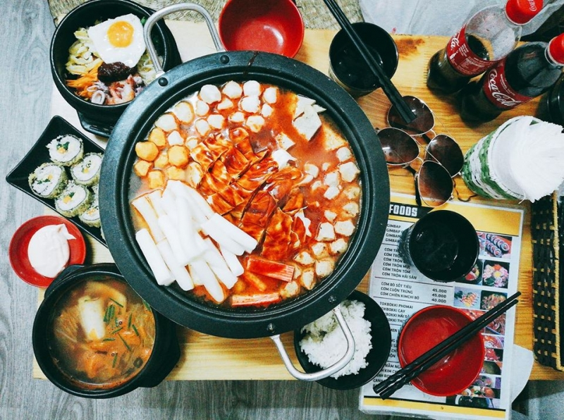 Simisi - Korean Foods