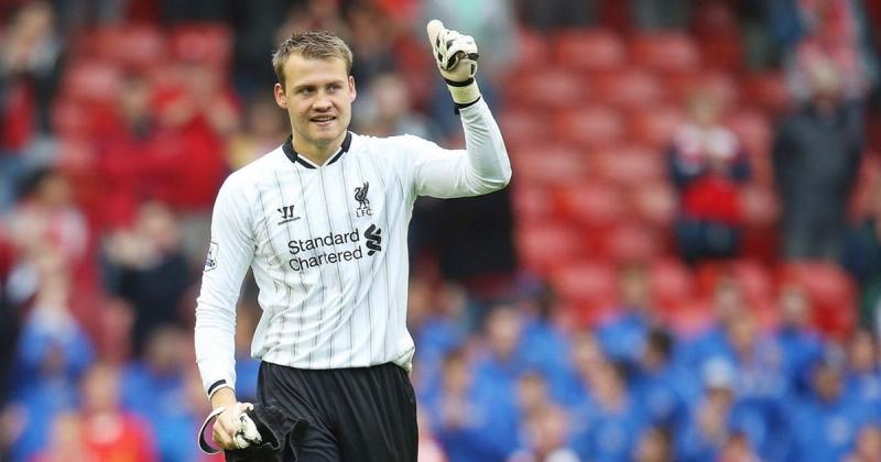 Mignolet đang thi đấu cho Liverpool