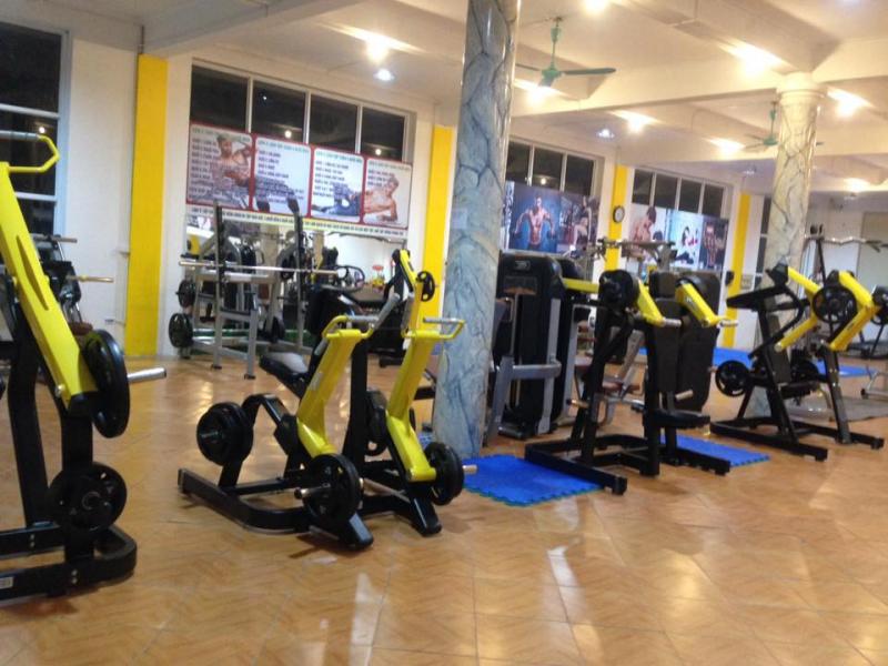 Simson Fitness