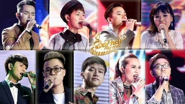 9 gương mặt xuất sắc nhất Sing My Song mùa 1