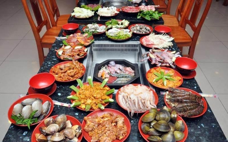 Các món ăn chế biến từ hải sản tại Sing Restaurant được rất nhiều khách hàng yêu thích