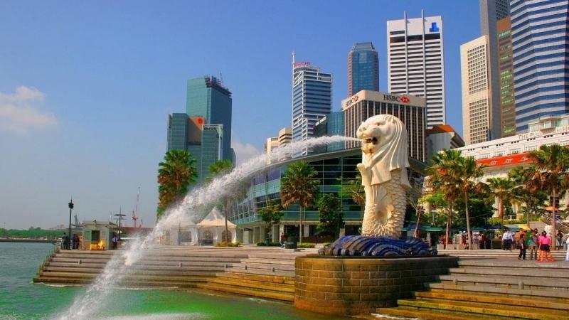Singapore vừa có phong cảnh đẹp, vừa an toàn với tỉ lệ tội phạm thấp nhất thế giới.