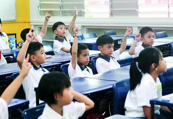 Các chương trình học của Singapore đẩy mạnh kết quả học tập của học sinh