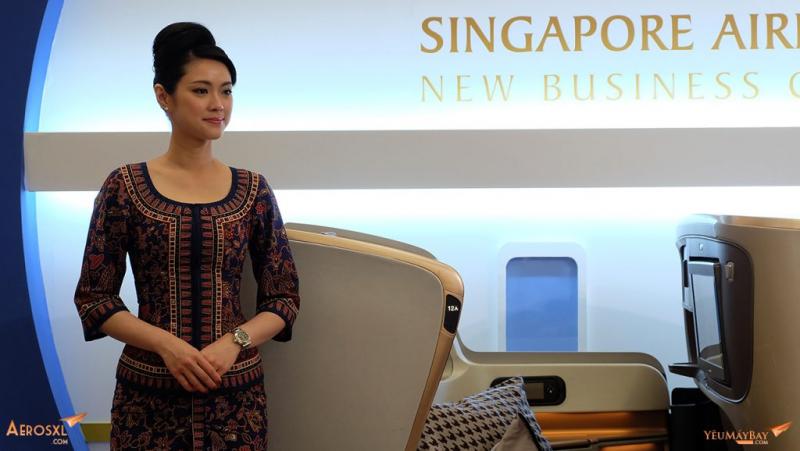 Tiếp viên của Singapore Airlines