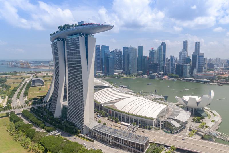 Singapore với những công trình hiện đại