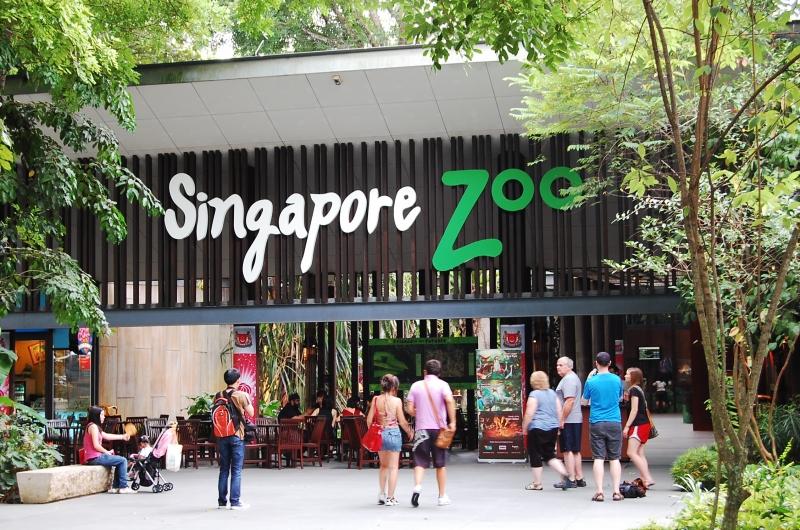 Vườn thú Singapore