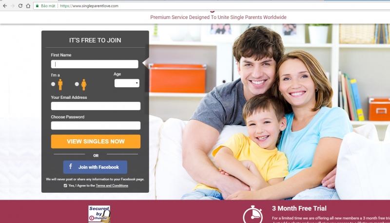 Single Parent Love nơi gắn kết các cặp đơn thân
