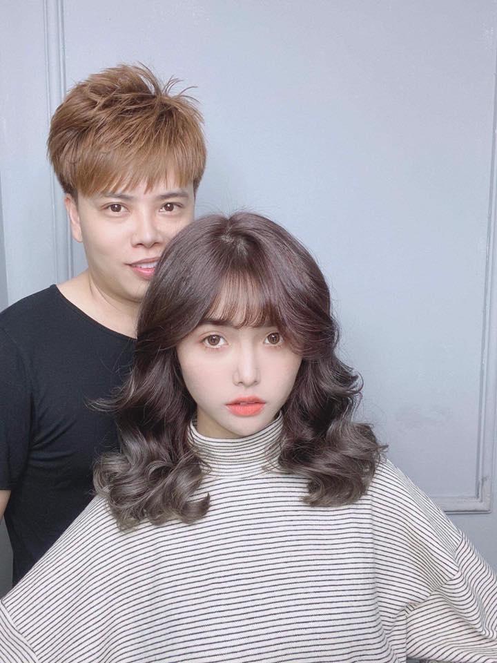 NTM tóc Sinh Anh - Sinh Anh Hair Salon