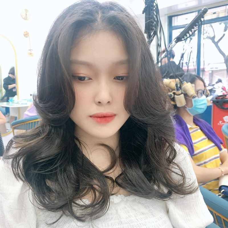 Sinh Anh hairstylist