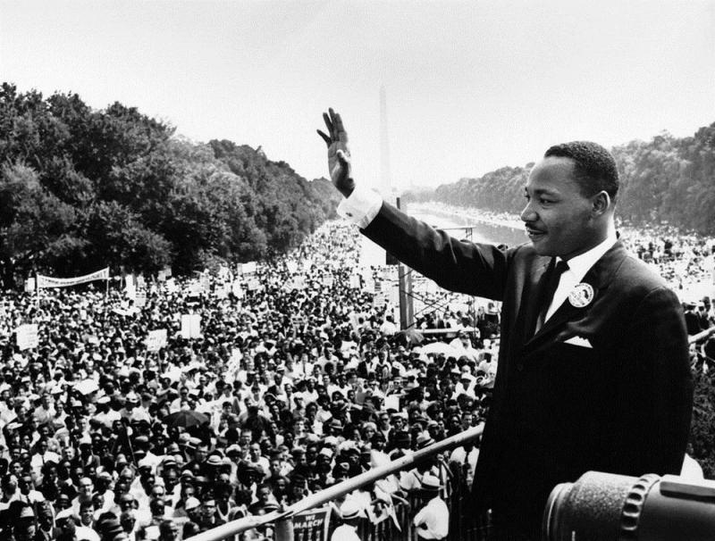 Sinh nhật Martin Luther King (15/1)