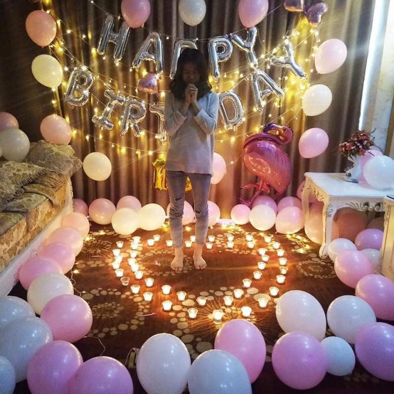 Shop nhận trang trí tiệc sinh nhật cho mọi lứa tuổi