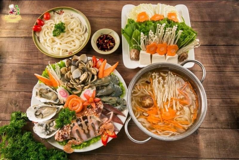 Sinh Thái Nam Hồng- Ẩm Thực Chợ Quê
