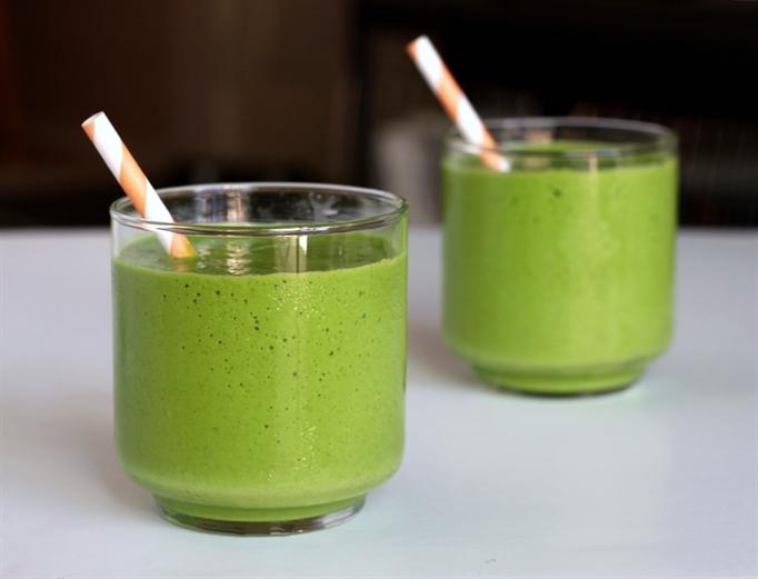 Sinh tố bông cải xanh tốt cho đường ruột