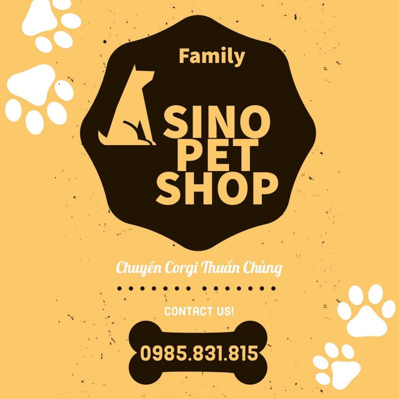 Sino Pet Shop