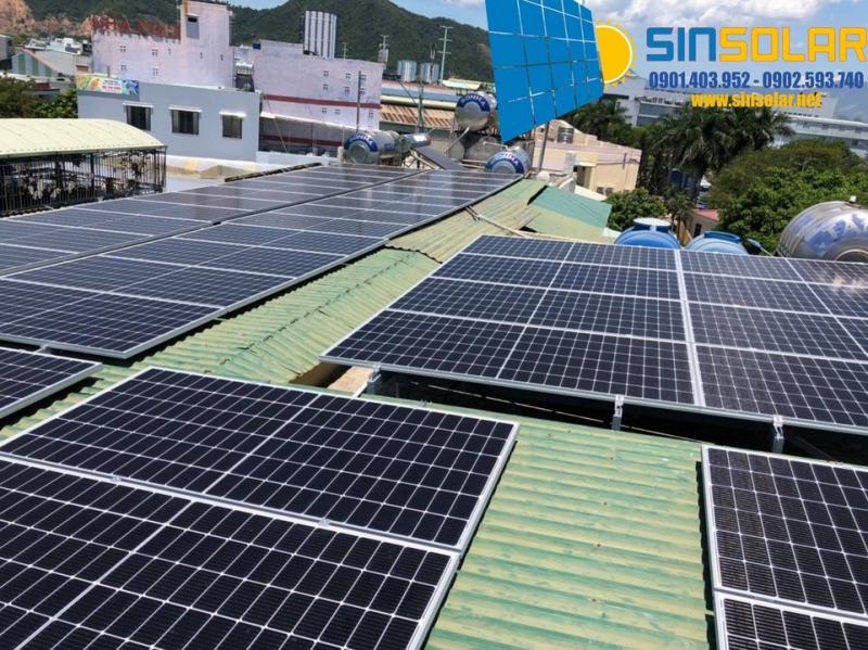 SinSolar - Điện Năng Lượng Mặt Trời