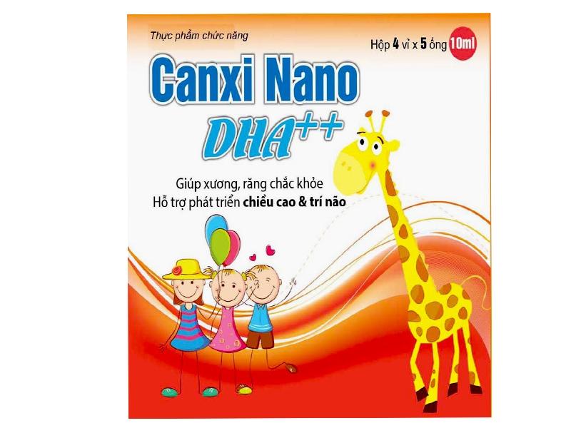 Tình trạng thiếu canxi xảy ra ở rất nhiều trẻ, Canxi nano giúp tăng cường canxi cho trẻ
