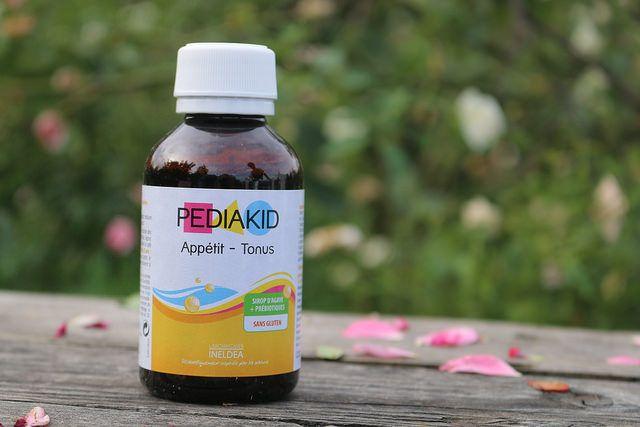 Siro cho trẻ biếng ăn Pediakid Appetit Tonus 125ml