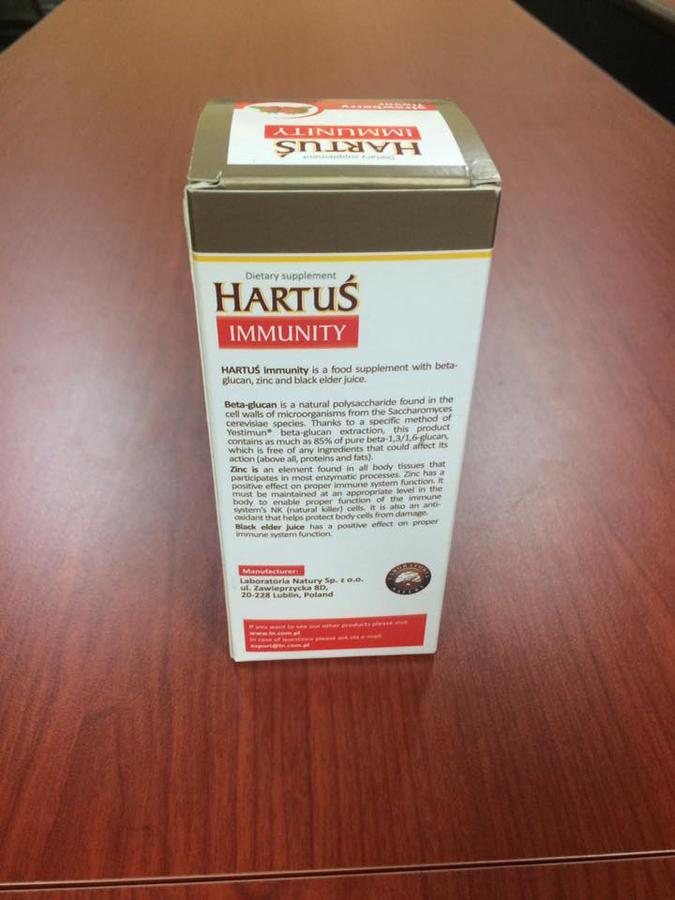 Siro Hartus Immunity