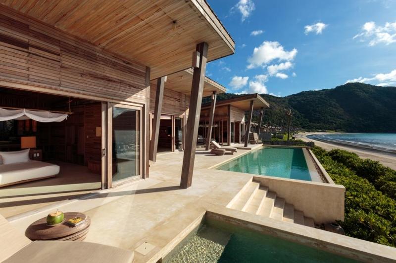 Một góc của Six Senses Côn Đảo Resort – Vũng Tàu