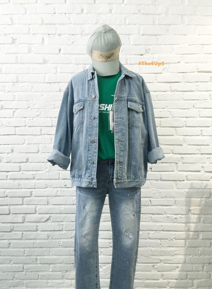 Style Hàn Quốc tại Six Up five boutique