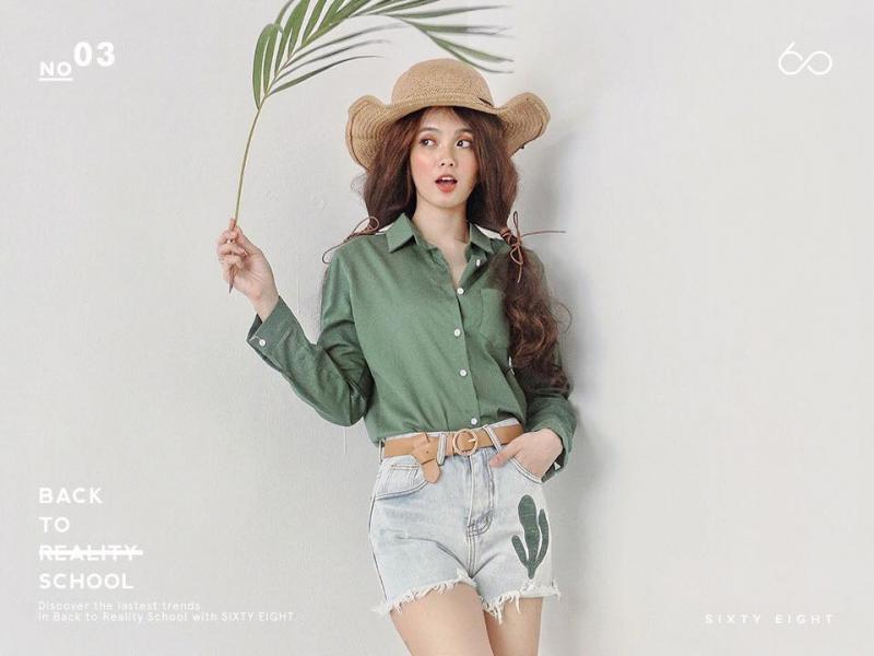 Sixty Eight - shop bán quần short nữ đẹp và chất lượng nhất TP. HCM