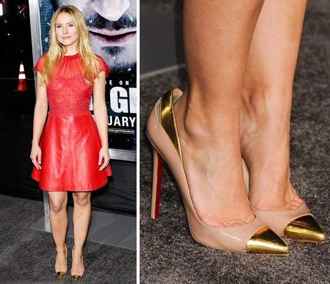 Khi mang một đôi giày rộng so với chân sẽ làm cho bạn thật sự