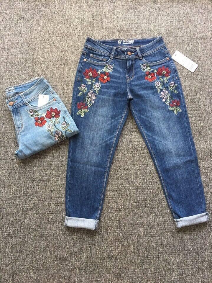 Sản phẩm quần jeans tại Size Lớn Shop luôn có chất đẹp, giá cả vô cùng phải chăng
