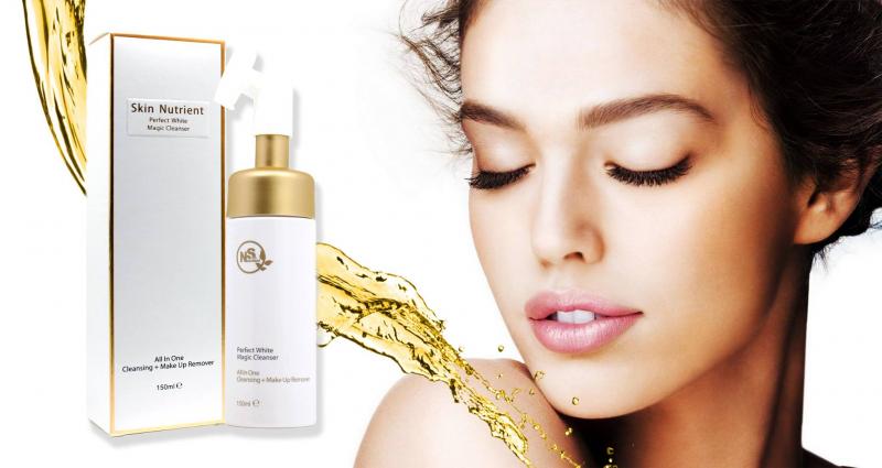 Skin Nutrient Perfect White Magic Cleanser