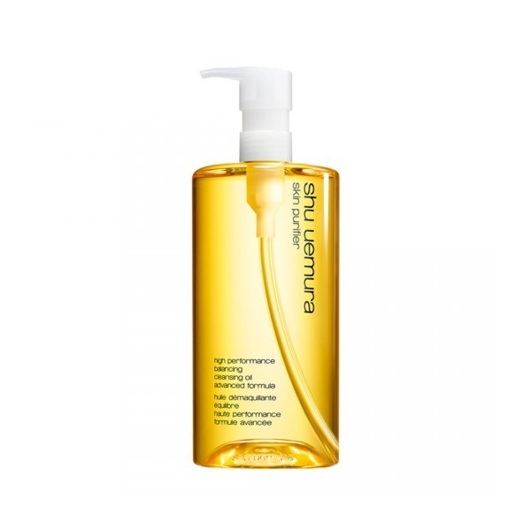Tẩy Trang Dạng Dầu Shu Uemura Skin Purifier High Performance Balancing Cleansing Oil Advanced Formula (450ml)