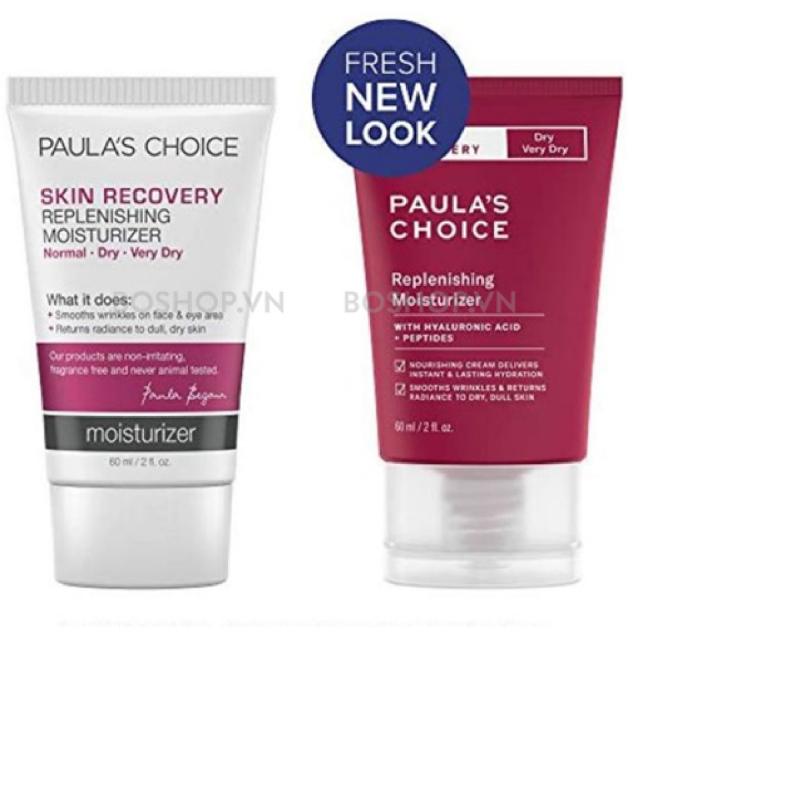 Skin Recovery Replanishing Moisturizer – sản phẩm dưỡng đêm nổi bật của dòng Skin Recovery phù hợp cho da khô