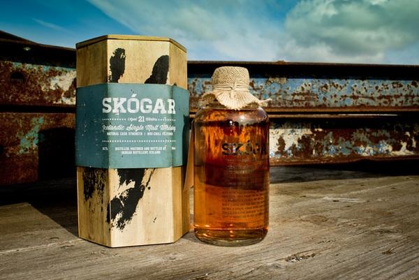SKÓGAR – Icelandic Whiskey
