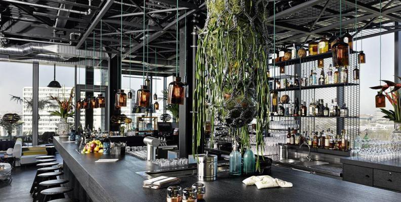 Sky Bar Monkey Bar, Berlin