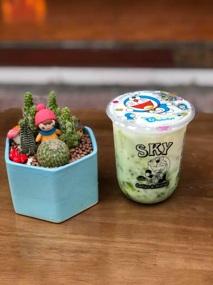 SKY Coffee & Milk Tea