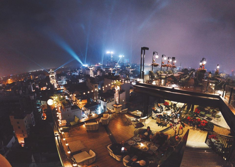 Skyline Hà Nội
