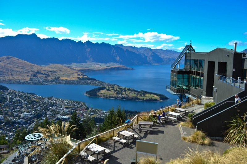Skyline, Queenstown, New Zealand