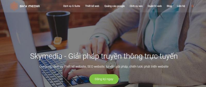 SkyMedia - Giải pháp Media Online hàng đầu Việt Nam