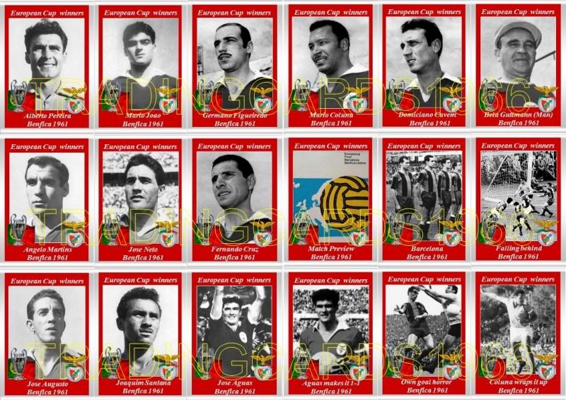 Đội hình Benfica vô địch năm 1961