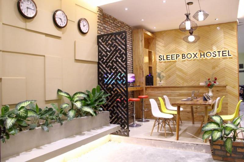 Sleep Box Hostel là lựa chọn tuyệt vời, siêu tiết kiệm cho chuyến du lịch của bạn
